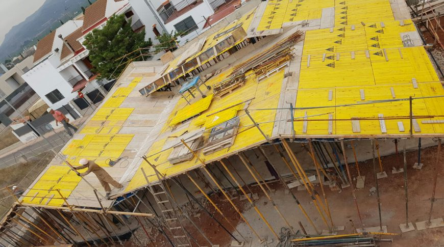 Estructura Vivienda Unifamiliar Construcciones Consbe